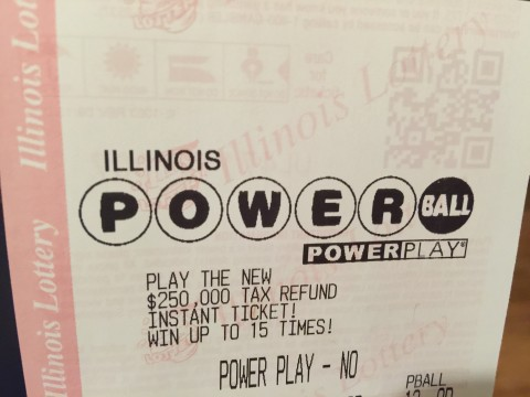 Powerball Billion Dollar Lottery Winner! Welcome to Miso Paste!