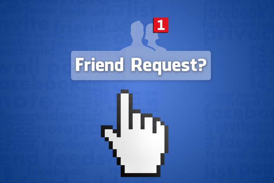 how to make someone accept your friend request on facebook
