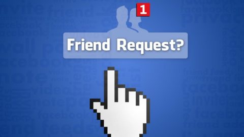Facebook Friend Request: Accept or Deny?