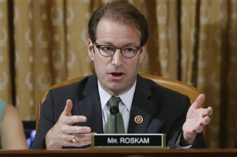 Our Plan Worked: My Meeting With Peter Roskam
